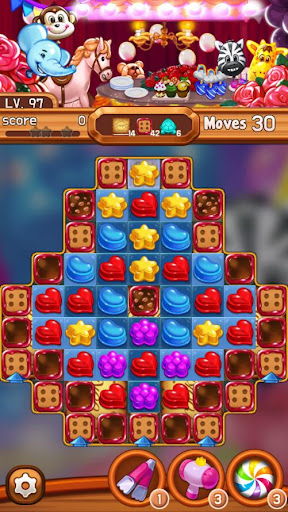 Candy Amuse: Match-3 puzzle android2mod screenshots 7