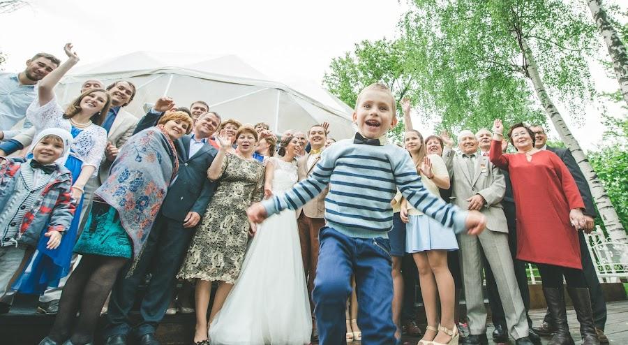 Свадебный фотограф Андрей Сбитнев (sban). Фотография от 08.07.2016