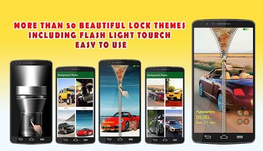 玩工具App|車のジッパーロック画面免費|APP試玩