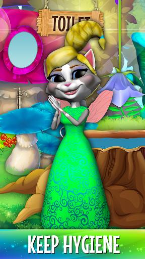 My Talking Fairy Cat Una 1.2 screenshots 5