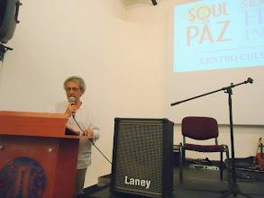 Photo: Toninho Macedo, Abaçaí Culture and Revelando Sao Paulo director