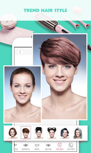 Pretty Makeup, Beauty Photo Editor & Snappy Camera 6.2 screenshots 4