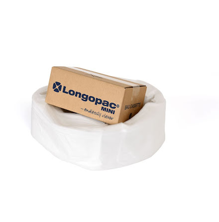 Longopac Mini Transparent Stark 45m