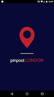 pinpost.london screenshot