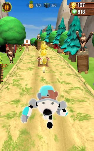 Jungle Titans Escape u2013 Go Teens Run android2mod screenshots 6