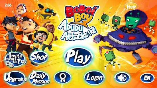 BoBoiBoy: Adudu Attacks! 2- screenshot thumbnail