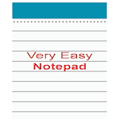 Very Easy Notepad