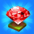 Merge Jewels: Gems Merger Evolution games apk