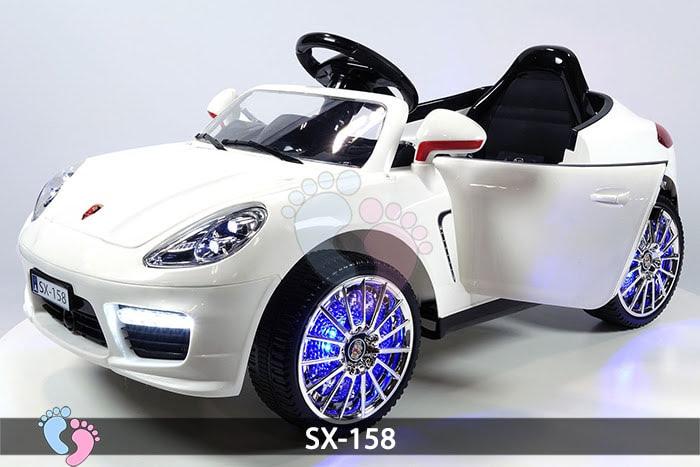 Xe hơi điện trẻ em Porsche SX-158 7