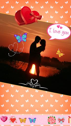 無料摄影Appのバレンタインデー グリーティングカード|記事Game