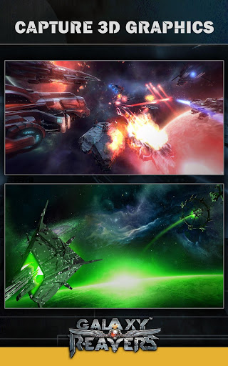 Galaxy Reavers - Starships RTS 1.2.19 androidappsheaven.com 10