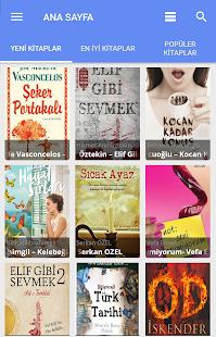 Kitap Oku - Ücretsiz - náhled