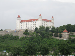Photo: Day 64 - The Slovakian National Council  - The Hrad (12th Century Castle)