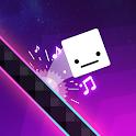 Tap Fever: EDM Dance Rush !! icon