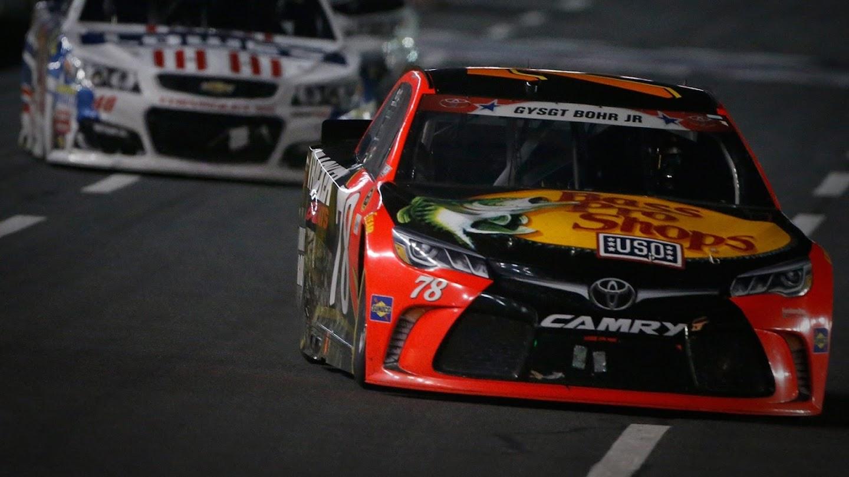 Watch NASCAR/IndyCar Bridge Show live