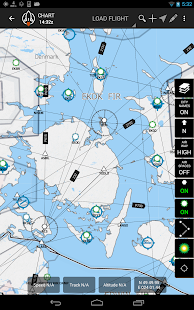 RocketRoute FlightPlan- screenshot thumbnail