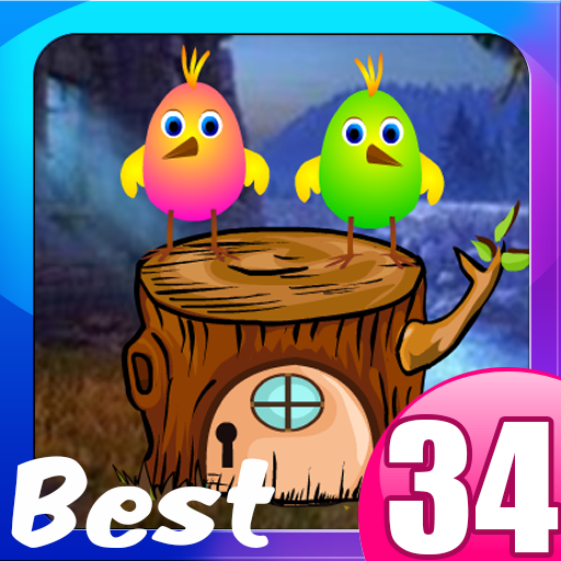 Best Escape Game-34 解謎 App LOGO-硬是要APP