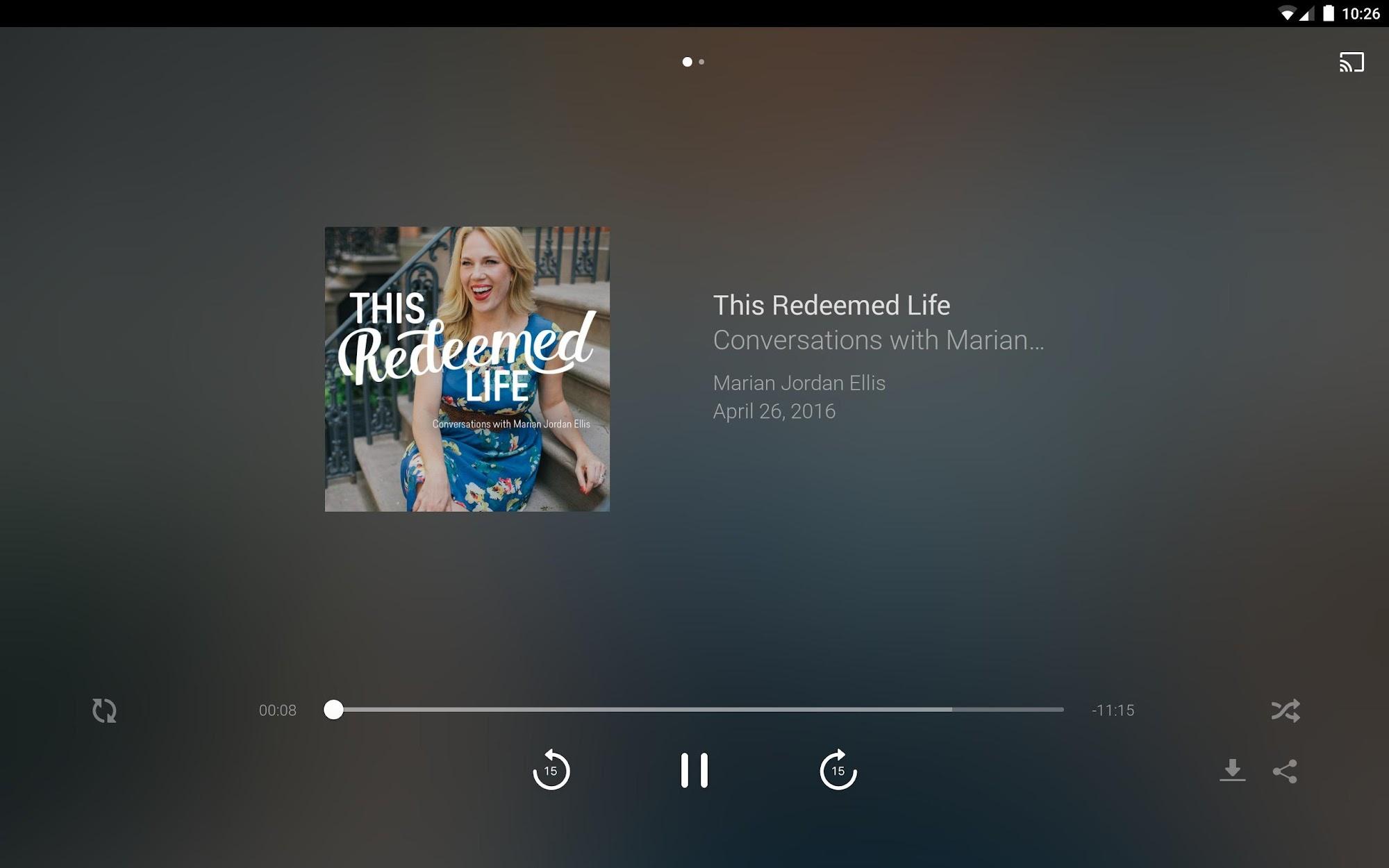 Redeemed Girl Ministries screenshot #6
