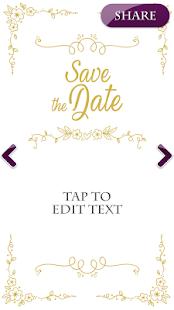 gratulationskort bröllop gratis Bröllop Inbjudningskort Hälsningskort Med Foton – Appar på Google Play gratulationskort bröllop gratis