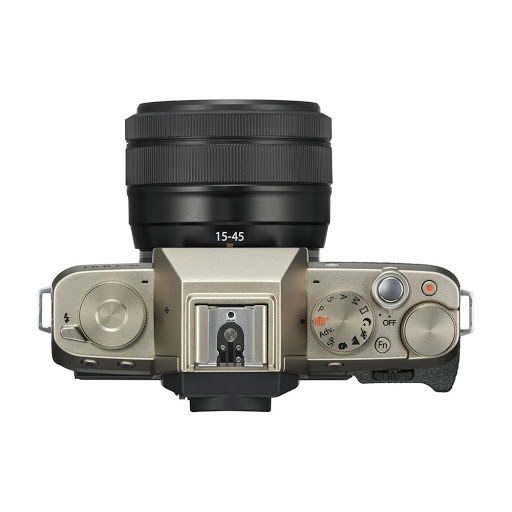 Fujifilm X-T100 15-45mm II Kit_ChampagneGold_4.jpg