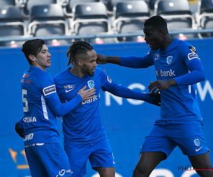 """Théo Bongonda décisif contre OHL : """"C'est ce qu'on attend des attaquants"""""""
