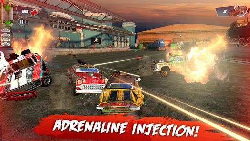 Death Tour -  Racing Action Game 1.0.37 screenshots 7