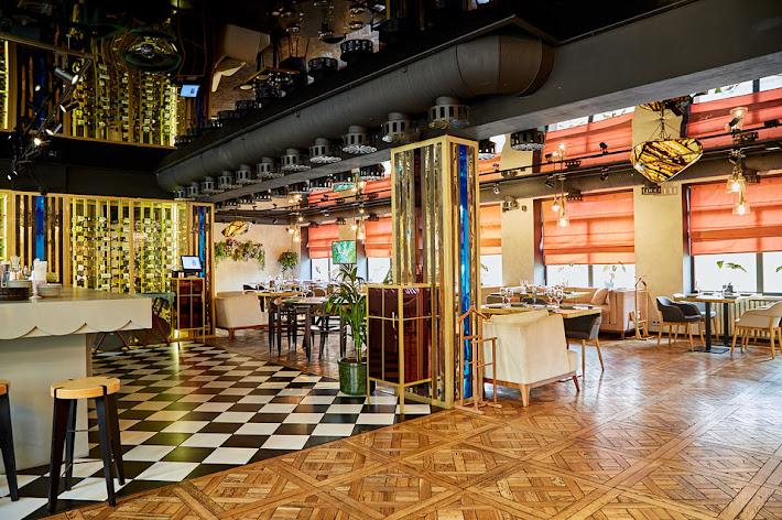 Фото №5 зала Ресторан «На Мосфильмовской»