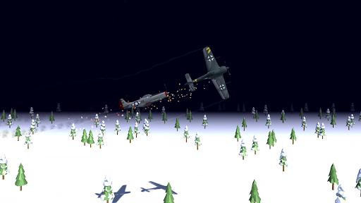 Code Triche Night Fighter: WW2 Dogfight APK MOD (Astuce) screenshots 3
