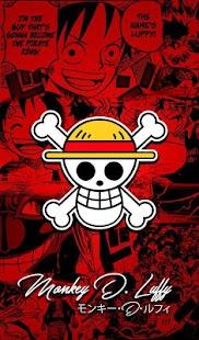 Monkey D Luffy Wallpapers FansArt - náhled