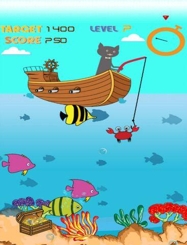 Download magnetic cat fishing game for pc for Fish cat game