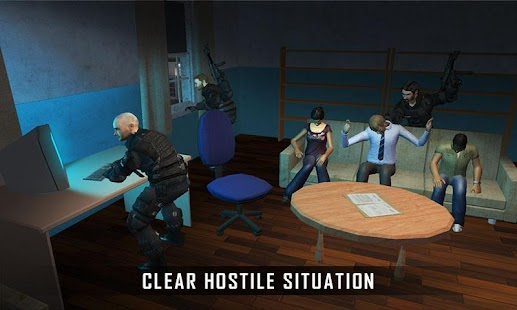 Secret Agent Rescue Mission 3D- screenshot thumbnail