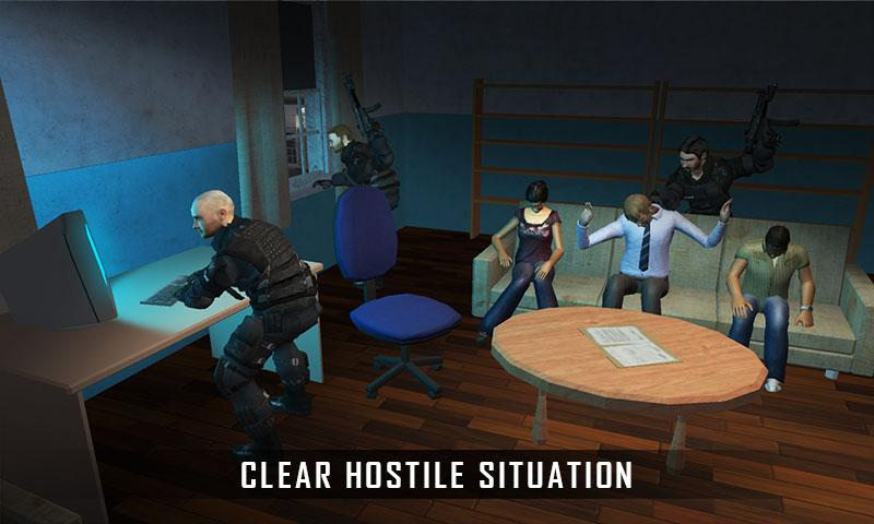 Secret Agent Rescue Mission 3D v1.0.2