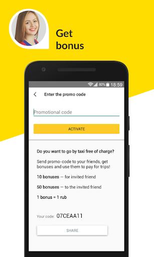 Maxim: order a taxi  screenshots 8