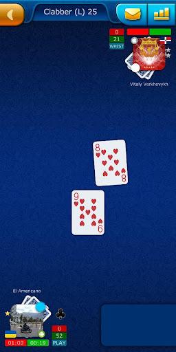 Clabber LiveGames - free online card game screenshots 2