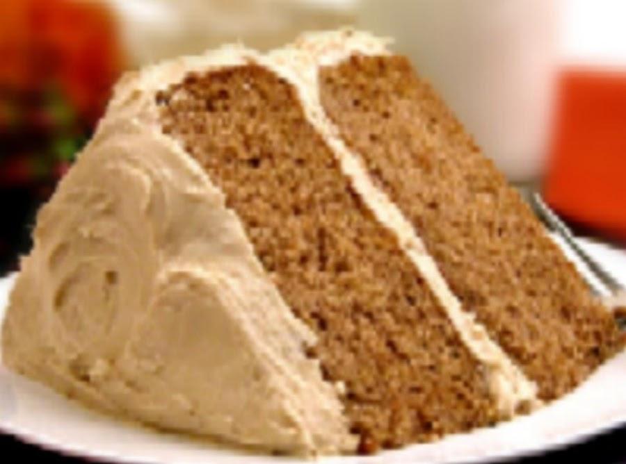 Easy Healthy Spice Cake Recipe