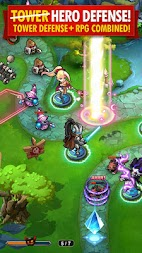 Magic Rush: Heroes APK screenshot thumbnail 7