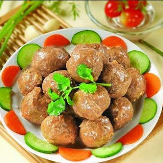 How To Make Chinese Beef Ball