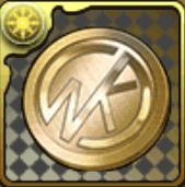 キン肉マンイベントメダル【金】