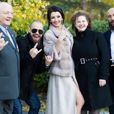 Wedding photographer Anastasiya Kushina (aisatsanA). Photo of 19.10.2018