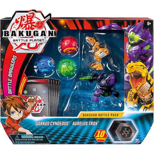 Купить Большой игровой набор Bakugan 2 Spin Master 12599412