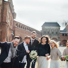 Wedding photographer Natalya Kalabukhova (kalabuhova). Photo of 17.03.2017