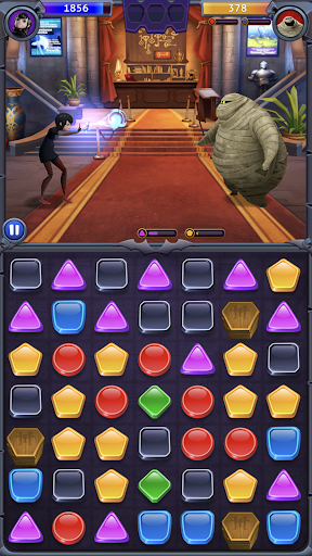 Hotel Transylvania: Monsters! - Puzzle Action Game 1.3.1 Screenshots 6