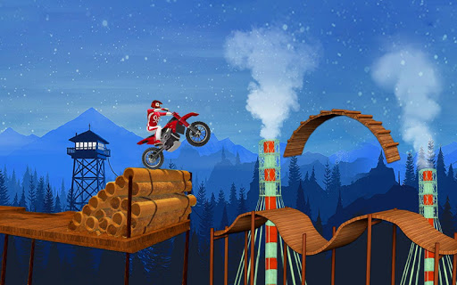 Shadow Bike Stunt Race 3d : Moto Bike Games 1.03 screenshots 5