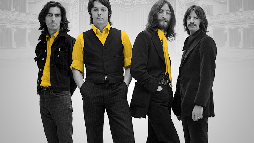 Cartel del 'Almería Beatles Weekend'.