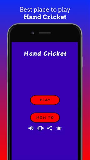 Hand Cricket 1.2 screenshots 2
