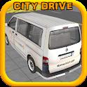 City Car Driving Simulator 3D icon