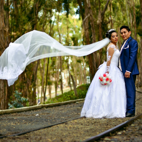 Fotógrafo de bodas Fernando Guachalla (Fernandogua). Foto del 23.11.2017