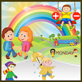 Days, Months & Seasons -  Kids Learning App