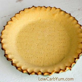 Coconut Flour Pie Crust - Gluten Free Recipe