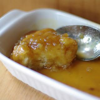 Pouding Chomeur (Poor Man'S Pudding) Recipe
